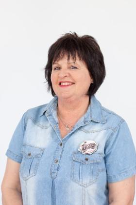 Sekretaresse - Karin Esterhuizen